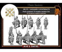 Catafracts - Sassanid