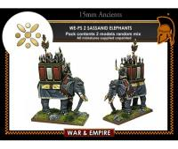 Elephants - Sassanid