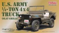 U.S. Army 1/4 Ton 4x4 (Slat Grill)