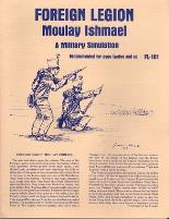 Foreign Legion - Moulay Ishmael