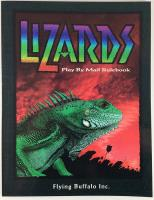 Lizards PBM Rulebook