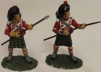 2nd Battalion, 92nd Highlander Officers