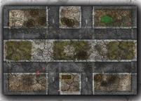 6' x 4' - Urban Combat #1
