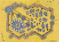 Map Set - Fortified Medieval Town