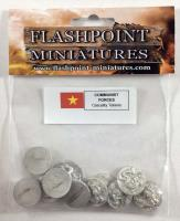 Communist Casualty Tokens