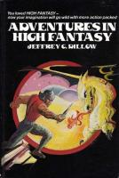 Adventures in High Fantasy