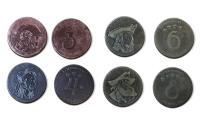 Pirates - Extraordinary Adventures, Coin Set