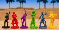Pirates - Extraordinary Adventures, Pirate Character Miniatures