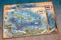 Pirates - Extraordinary Adventures, Treasure Map