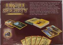 High Society Travel Edition