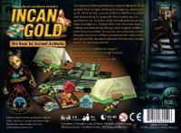 Incan Gold - The Race for Ancient Artifacts