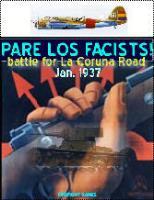 Pare Los Facists! - Battle for La Coruna Road, 1937
