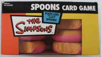 Simpsons Spoons Card Game