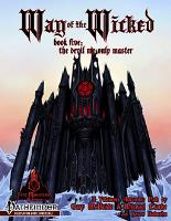 Book #5 - The Devil My Only Master