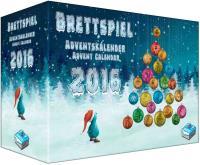 Adventskalender 2016 (Compact Version)