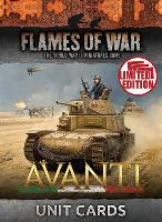 Avanti - Mid-War Unit Cards (Limited Edition)