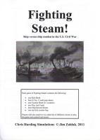 Fighting Steam! - Ship versus Ship Combat in the U.S. Civil War