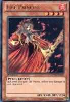 Fire Princess (Ultra Rare)