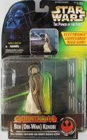 Star Wars - Electronic Power F/X Ben (Obi-Wan) Kenobi