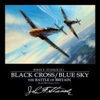 Black Cross/Blue Sky - The Battle of Britain