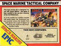 Space Marine Tactical Company