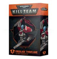 T'au Empire Commander - Fireblade Twinflame