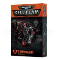 Kill Team-  Commanders Expansion Set