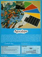 Apocalypse - The Game of Nuclear Devastation