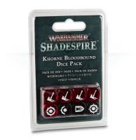 Khorne Bloodbound Dice Pack (8)