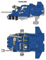 Build+Paint Set - Space Marine Speeder Strike