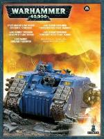 Land Raider Crusader/Redeemer (2012 Edition)