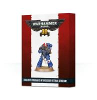 30 Years of Warhammer 40,000 - Primaris Intercessor Veteran Sergeant (Collector's Edition)
