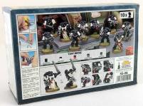 Black Templar Space Marine Crusader Squad