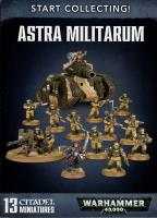 Start Collecting! - Astra Militarum (2017 Edition)