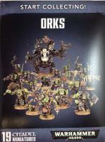 Start Collecting! - Orks (2017 Edition)