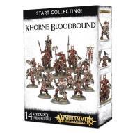 Start Collecting! - Khorne Bloodbound