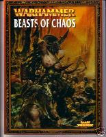 Warhammer Armies - Beasts of Chaos (2003 Edition)