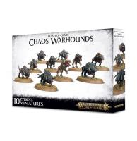 Monsters of Chaos - Chaos Warhounds