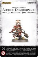Aspiring Deathbringer w/Goreaxe & Skullhammer