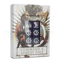 Command & Status Dice (20)
