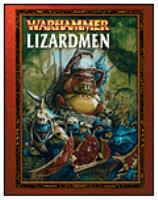 Warhammer Armies - Lizardmen (2003 Edition)