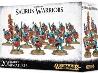 Saurus Warriors