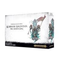 Kurdoss Valentian - The Craven King