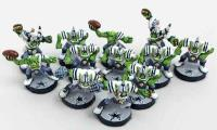 Blood Bowl (3rd Edition, 2nd Printing) w/Painted Figures