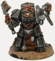 Blood Angel Terminator Chaplain #1