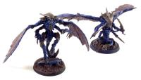 Custom Flying Tyranid Warriors #1