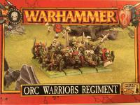 Orc Warriors Regiment (1999 Edition)