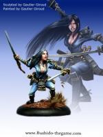 Hagane Female Samurai