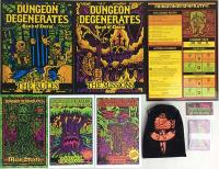 Dungeon Degenerates Collection #1 - Base Game + 7 Expansions!