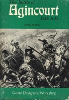Battle of Agincourt, The